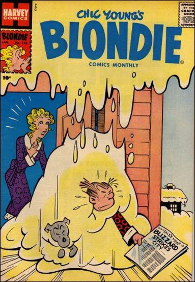 Blondie Comics Vol 1 110