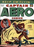 Captain Aero Comics Vol 1 5