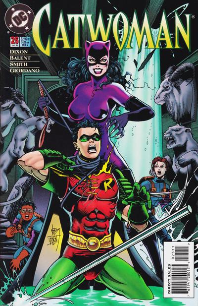 Catwoman Vol 2 25