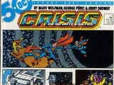 Crisis on Infinite Earths Vol 1 11