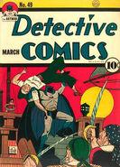 Detective Comics Vol 1 49