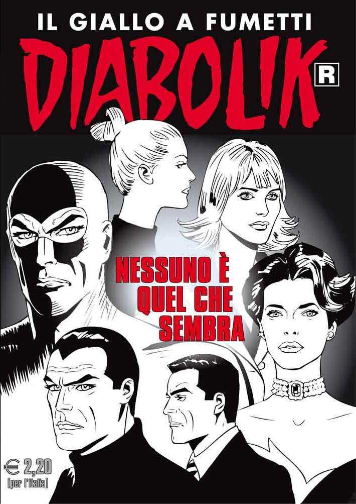 Diabolik R Vol 1 625