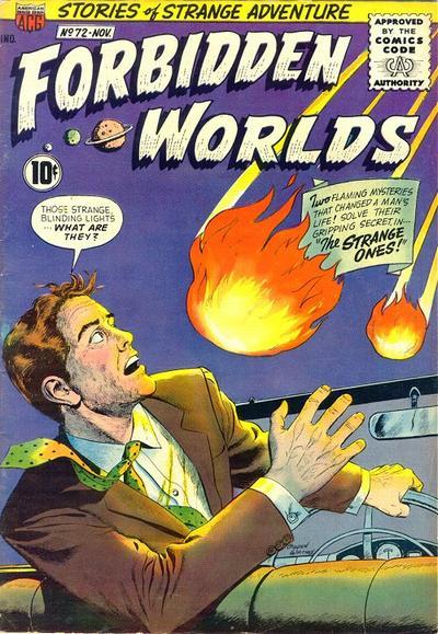 Forbidden Worlds Vol 1 72