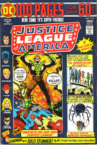 Justice League of America Vol 1 112