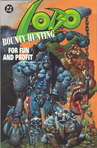 Lobo: Bounty Hunting for Fun and Profit Vol 1 1