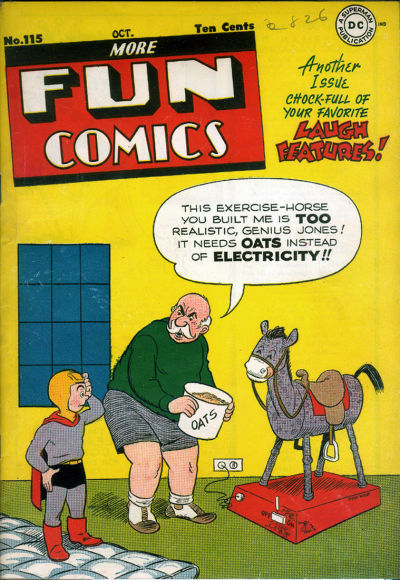 More Fun Comics Vol 1 115