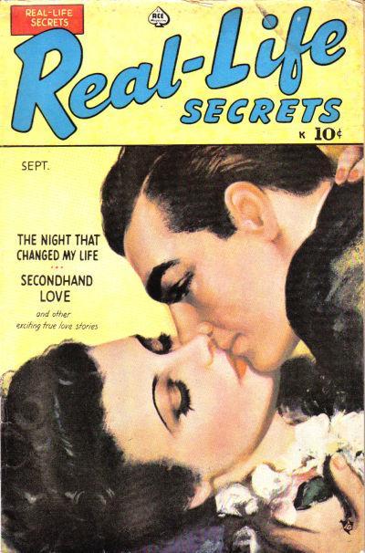 Real Life Secrets Vol 1