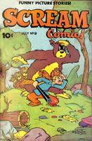Scream Comics (1944) Vol 1 9
