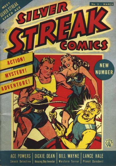 Silver Streak Comics Vol 1 3