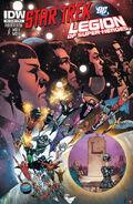 Star Trek Legion of Super-Heroes Vol 1 6