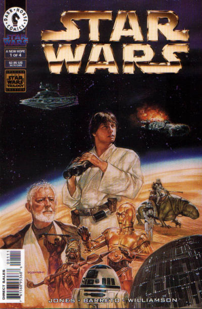 Star Wars: A New Hope - The Special Edition Vol 1 1