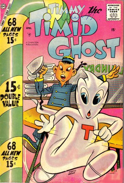 Timmy the Timid Ghost Vol 1 11