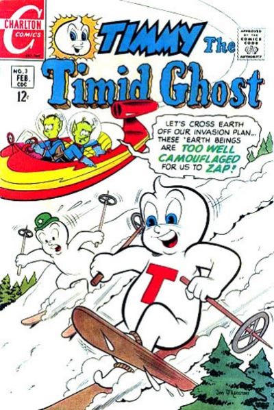 Timmy the Timid Ghost Vol 2 3