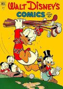 Walt Disney's Comics and Stories Vol 1 140