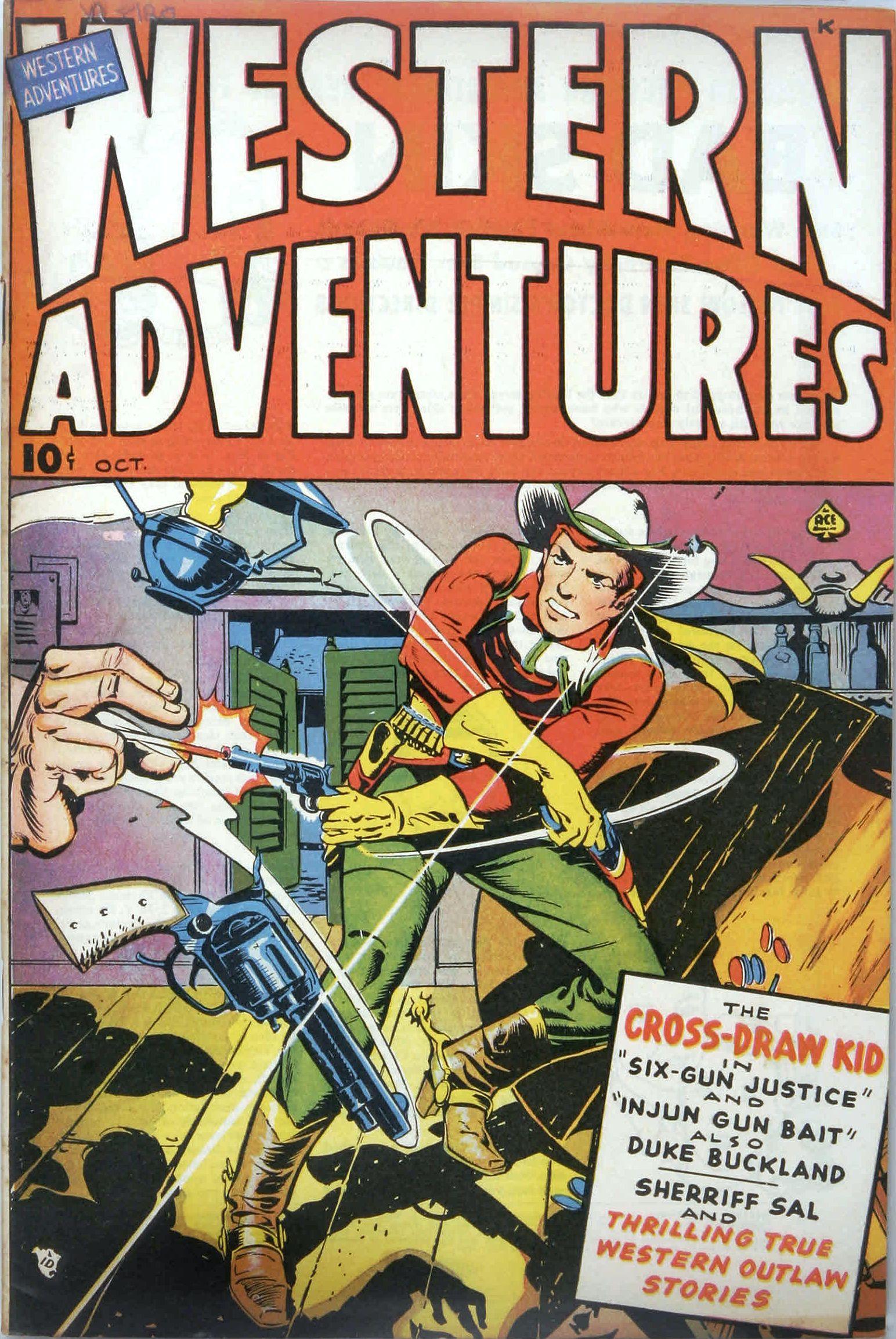 Western Adventures Vol 1
