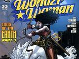 Wonder Woman Vol 3 22