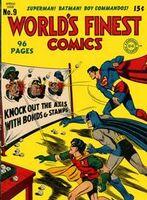 World's Finest Comics Vol 1 9