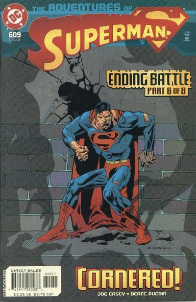 Adventures of Superman Vol 1 609
