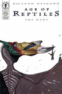 Age of Reptiles: The Hunt Vol 1 5