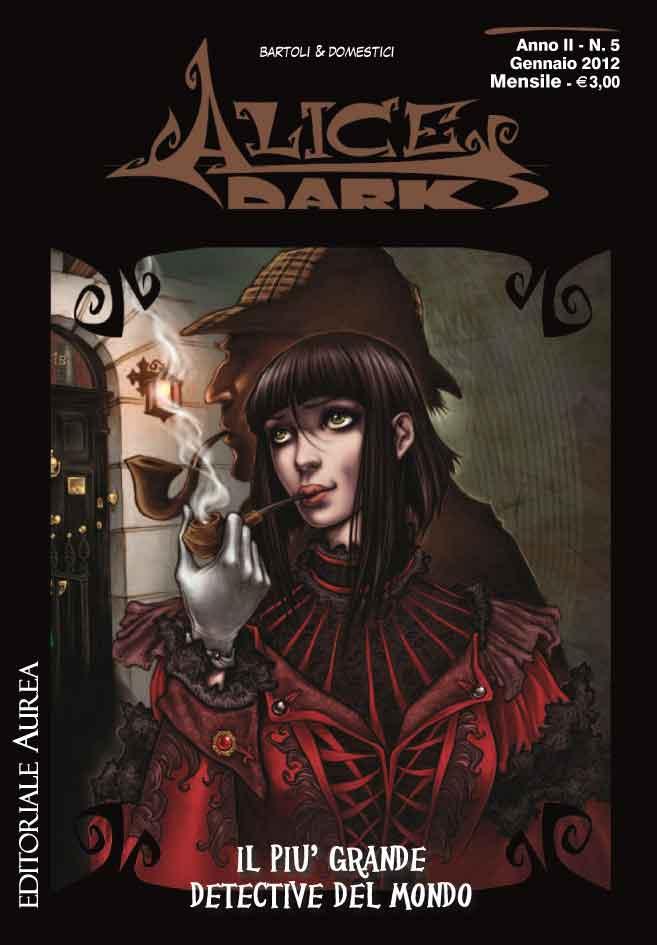Alice Dark Vol 1 5