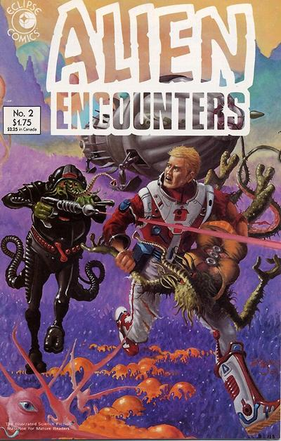 Alien Encounters Vol 2 2