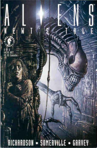 Aliens: Newt's Tale Vol 1 2