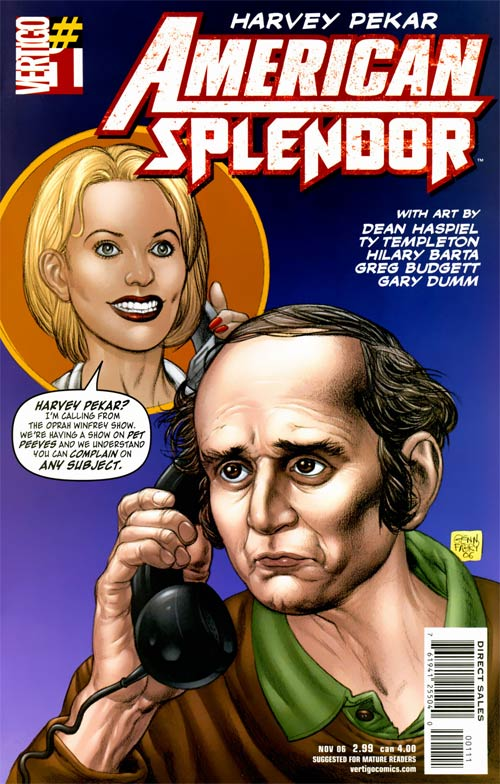 American Splendor/Covers