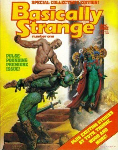 Basically Strange Vol 1 1
