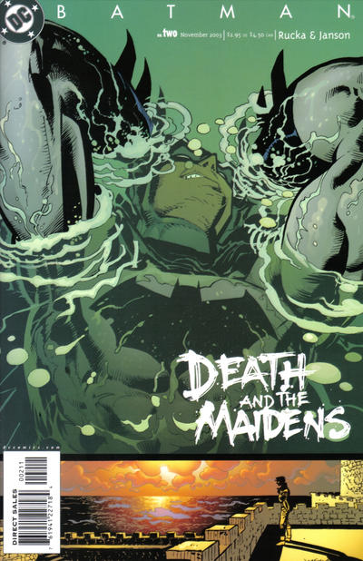 Batman: Death and the Maidens Vol 1 2
