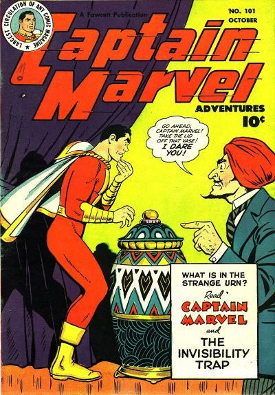 Captain Marvel Adventures Vol 1 101