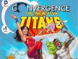 Convergence: New Teen Titans Vol 1 1