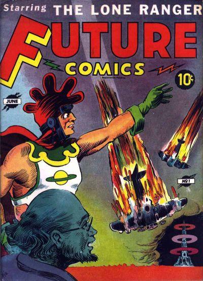 Future Comics Vol 1