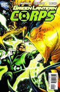 Green Lantern Corps Vol 2 9