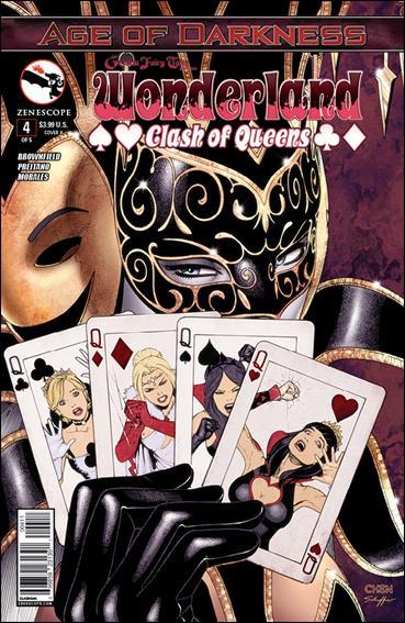 Grimm Fairy Tales Presents Wonderland: Clash of Queens Vol 1 4