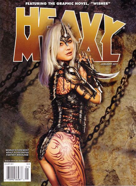 Heavy Metal Vol 34 9