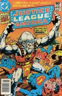 Justice League of America Vol 1 196