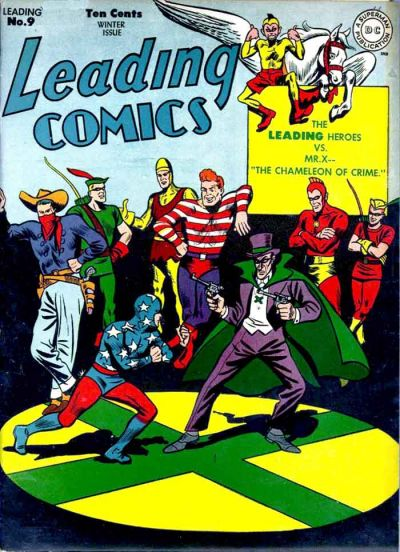 Leading Comics Vol 1 9
