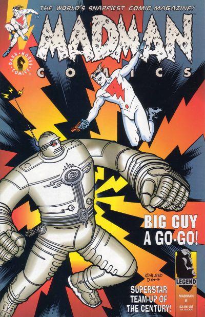 Madman Comics Vol 1 6