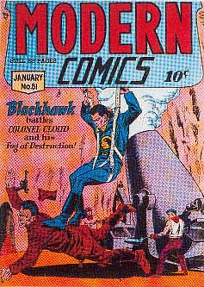 Modern Comics Vol 1 81