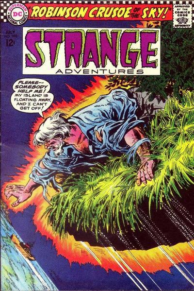 Strange Adventures Vol 1 202
