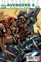 Ultimate Comics Avengers 2 Vol 1 2