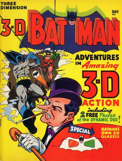 3-D Batman Vol 1 2