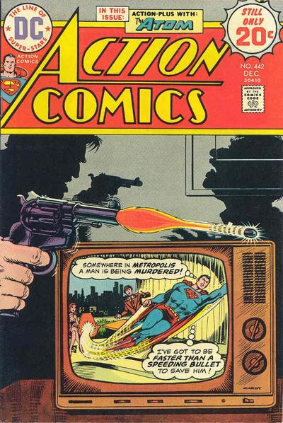 Action Comics Vol 1 442