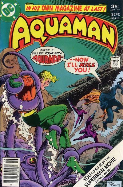 Aquaman Vol 1 57