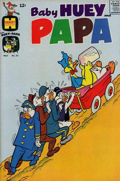 Baby Huey and Papa Vol 1 23