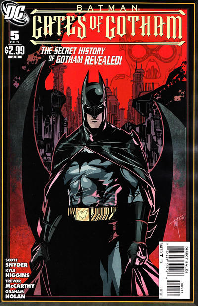 Batman: Gates of Gotham Vol 1 5