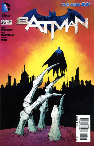 Batman Vol 2 26
