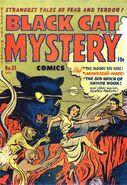 Black Cat Mystery Comics Vol 1 31