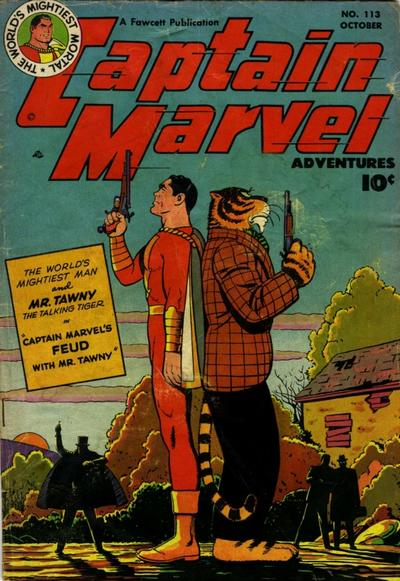 Captain Marvel Adventures Vol 1 113