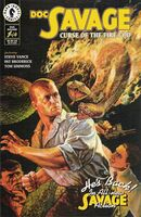 Doc Savage Curse of the Fire God Vol 1 1